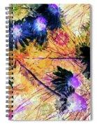 End Of Summer Spiral Notebook