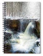 Enders Ice Square Spiral Notebook