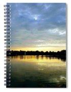 Edinboro Lake Spiral Notebook
