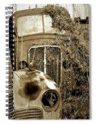 Endings... Spiral Notebook