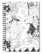 Endless Blessings Spiral Notebook