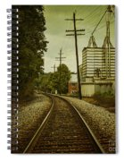 Endless Journey Spiral Notebook