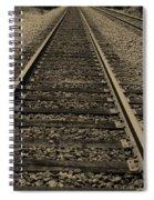 Endless Journey Spiral Notebook