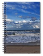 Endless Ocean Spiral Notebook