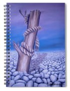 Endless Stillness Spiral Notebook