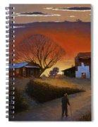 Endurance Spiral Notebook