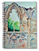 Enduring Artistry Spiral Notebook
