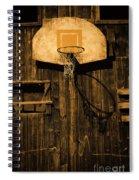 Enduring Echoes Spiral Notebook