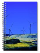 Energy Spiral Notebook