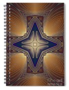 Energy Of Love For All Spiral Notebook