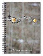 Engaged Spiral Notebook