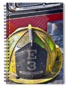 Engine 3 Spiral Notebook