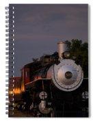 Engine 509 Spiral Notebook