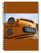 Engine 5771 Spiral Notebook