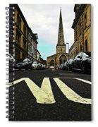 England Southampton Spiral Notebook