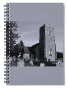 English Churchyard Spiral Notebook