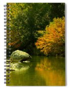 English Crossing Spiral Notebook