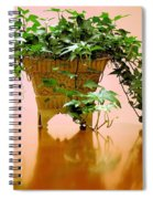 English Ivy Spiral Notebook