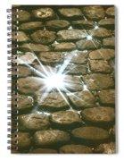 Enlightenment Spiral Notebook