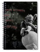Enmity Spiral Notebook