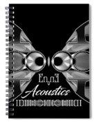 Enne Acoustics Spiral Notebook