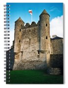 Enniskillen Castle Northern Ireland Spiral Notebook