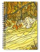 Eno River #25 Spiral Notebook