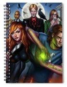 Ensemble Spiral Notebook