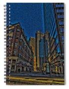Enter Spiral Notebook