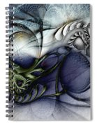 Enterolithic Spiral Notebook