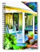 Entrance Of A House 1 Spiral Notebook