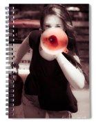 Environmental News Announcement Spiral Notebook