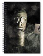 Nuclear Threat Spiral Notebook