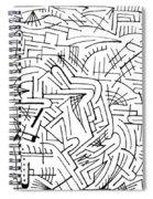 Envisage Spiral Notebook