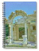 Ephesus.ruins Spiral Notebook