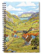 Epic Charlevoix Created By Richard Pranke Spiral Notebook