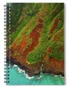 Epic Napali Spiral Notebook