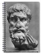 Epicurus (342?-270 B.c.) Spiral Notebook