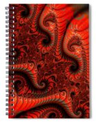Epidermal Emancipation Spiral Notebook