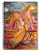Epona, Protectress, Independence, Vitality Spiral Notebook
