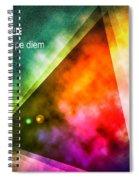 Equation Spiral Notebook