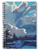Equinox Cold Front Spiral Notebook