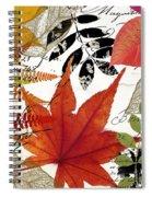 Equinox I Spiral Notebook