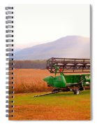Equipment For Agriculture 2 Spiral Notebook