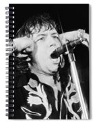 Eric Burdon In Concert-1 Spiral Notebook