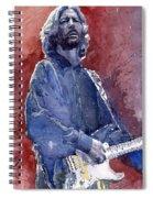 Eric Clapton 04 Spiral Notebook