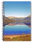 Ernie Lake Spiral Notebook