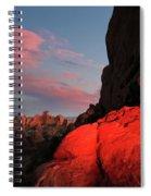 Erocktic Spiral Notebook