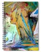 Eroscape 15  1 Spiral Notebook