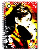 Erotic Mystery Spiral Notebook